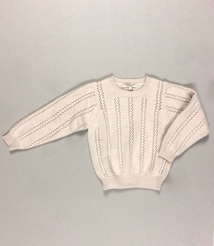 Backmuir Knitted Jumper