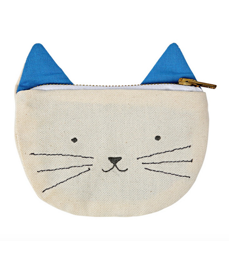 Coin Purse Cat