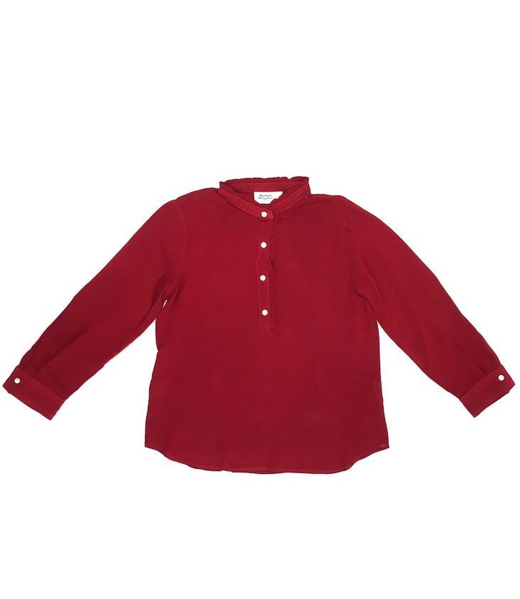 Charmante Longsleeved Blouse