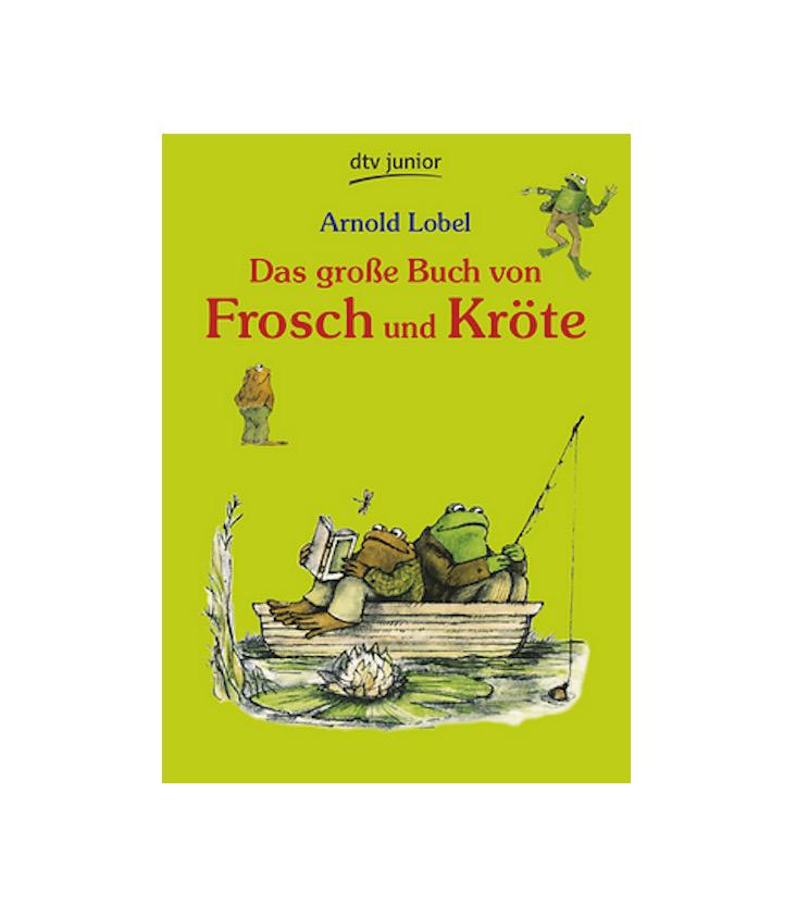 The big book of frog and toad