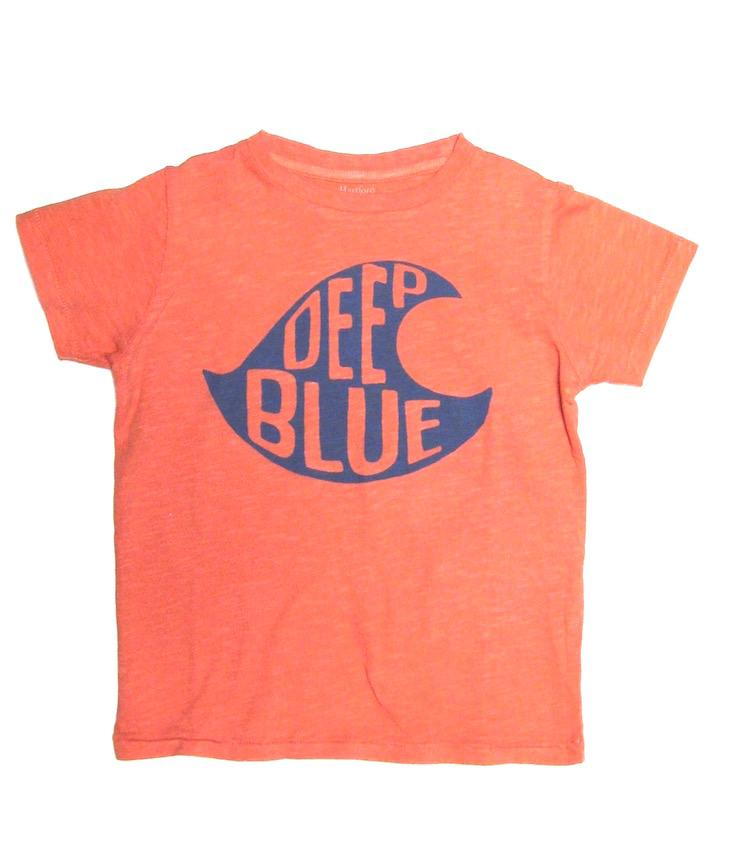 Deep Blue T-Shirt