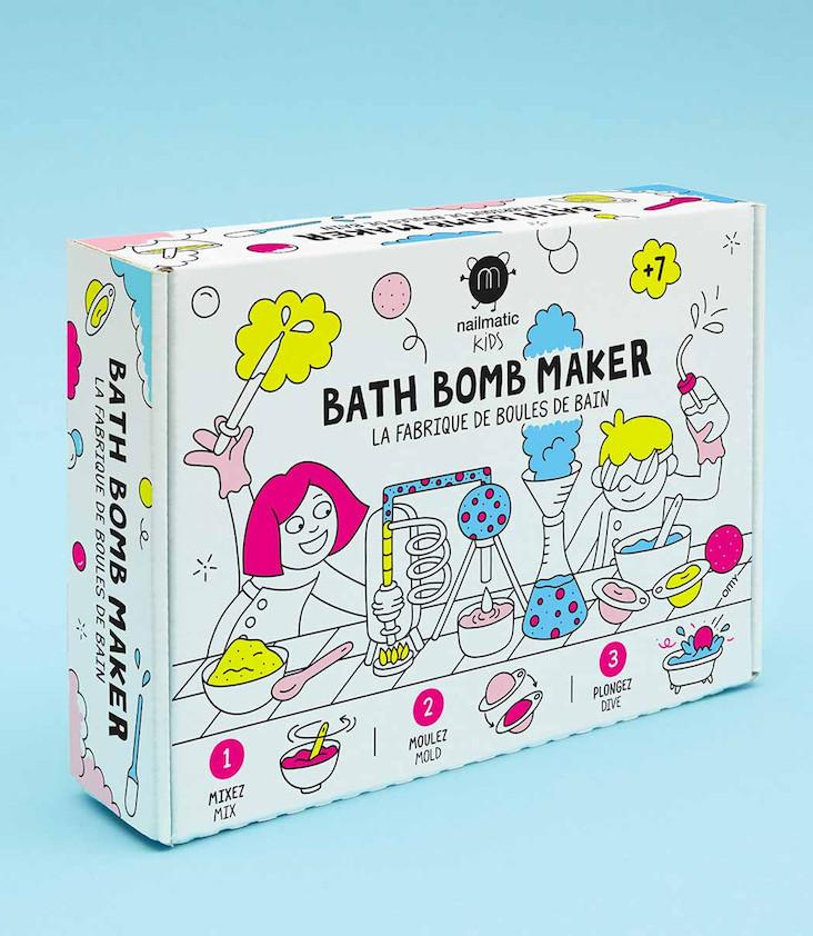 DIY Bath Bomb Maker