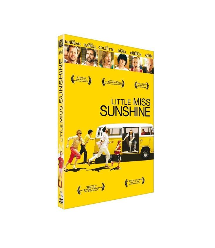 DVD Little Miss Sunshine