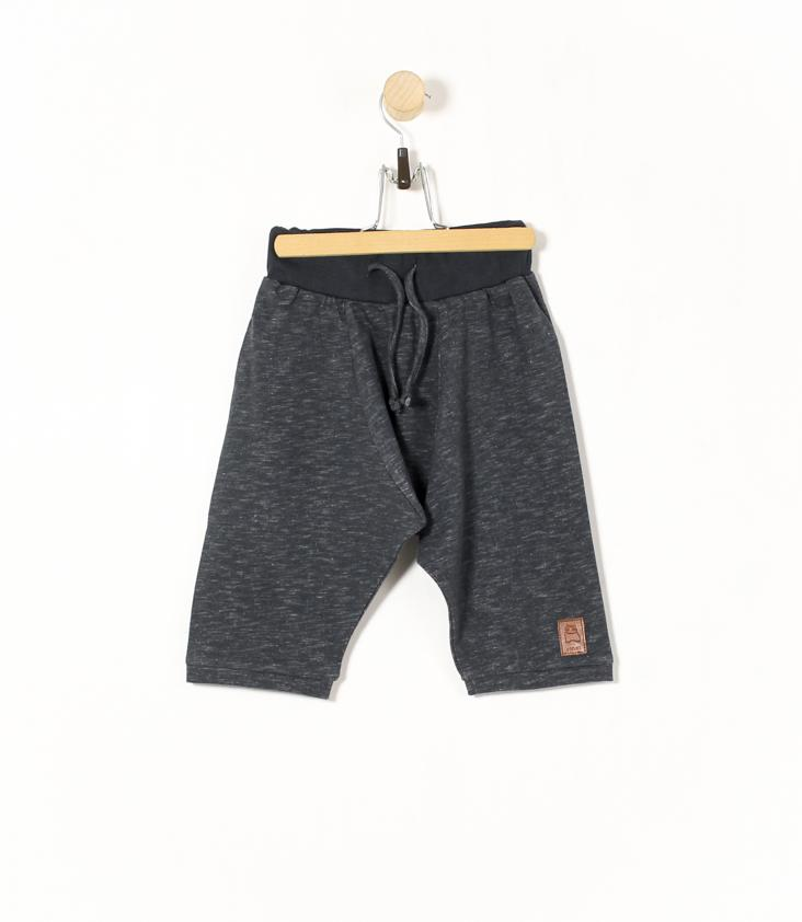 Effect knit - shorts