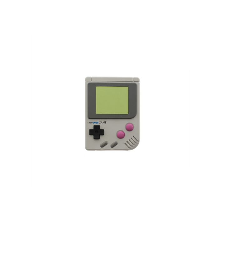 Emoji Powerbank Gameboy