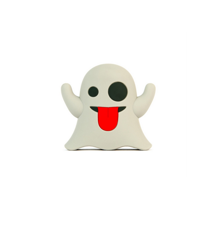 Emoji Powerbank Ghost