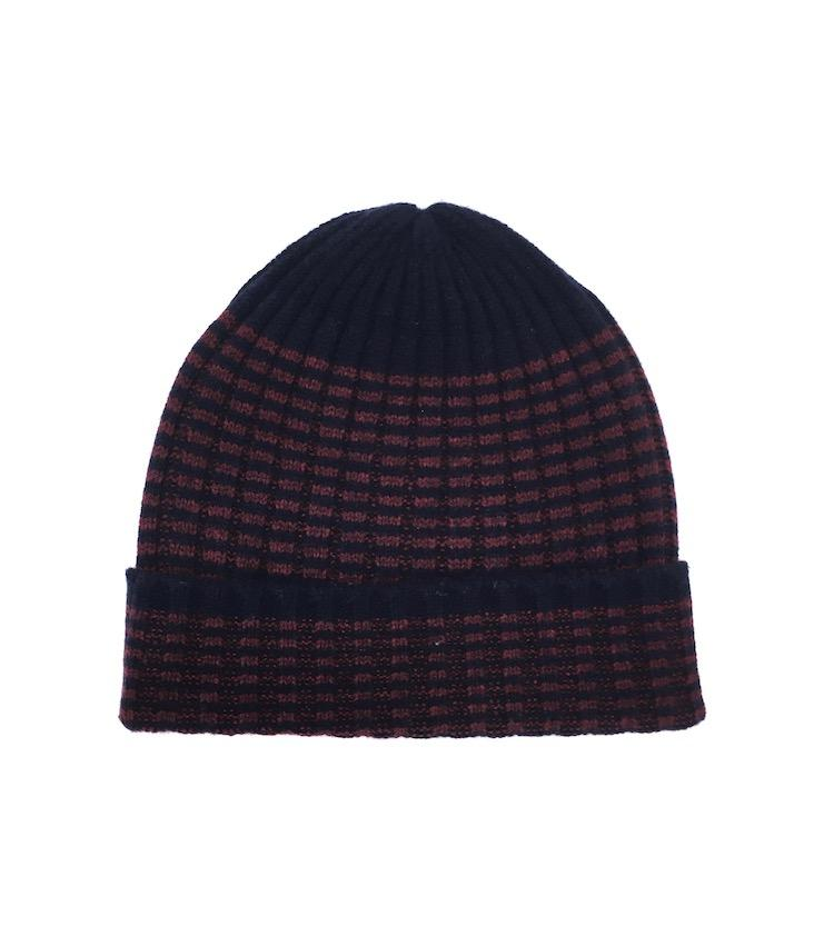 Striped Beanie