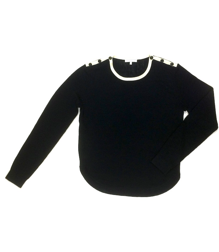 Ginette Pullover