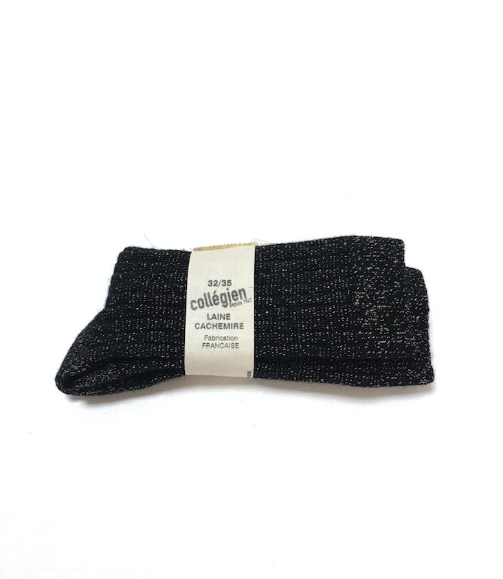 Lurex Socks Cashmere and Wool