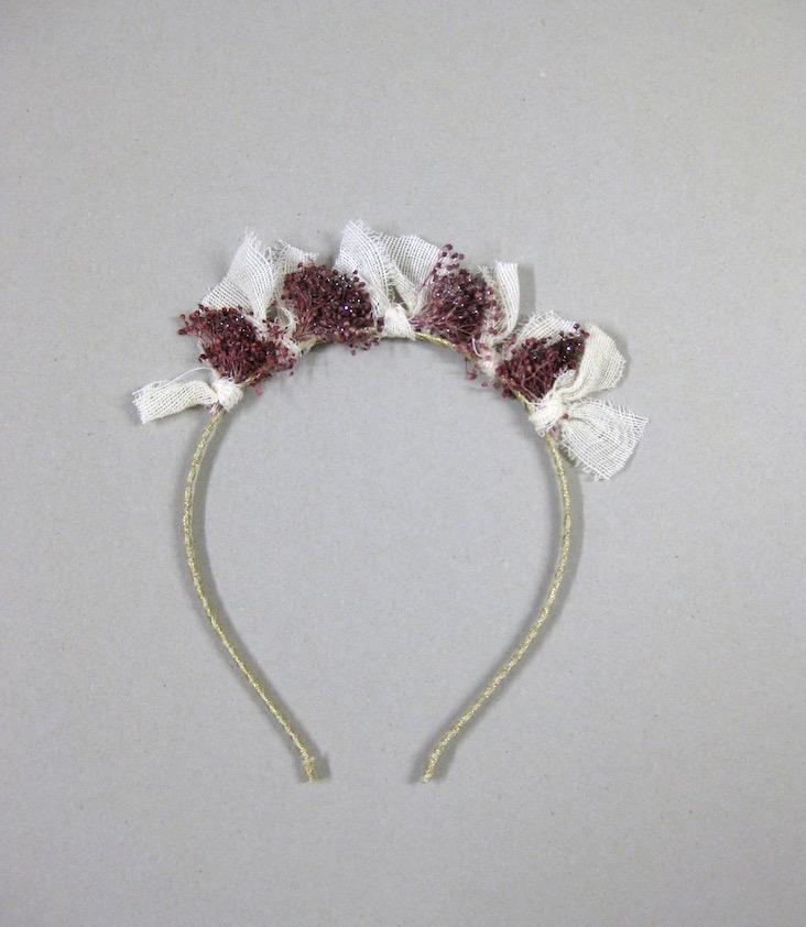 Hairband natural Flowers