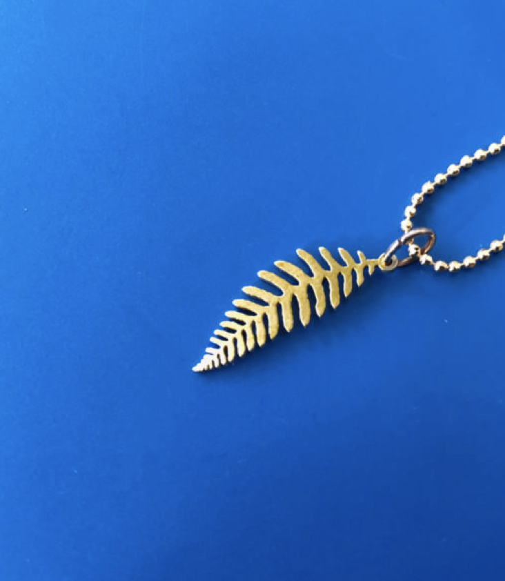 Fern Necklace