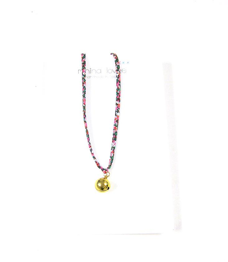 Necklace Liberty Bell