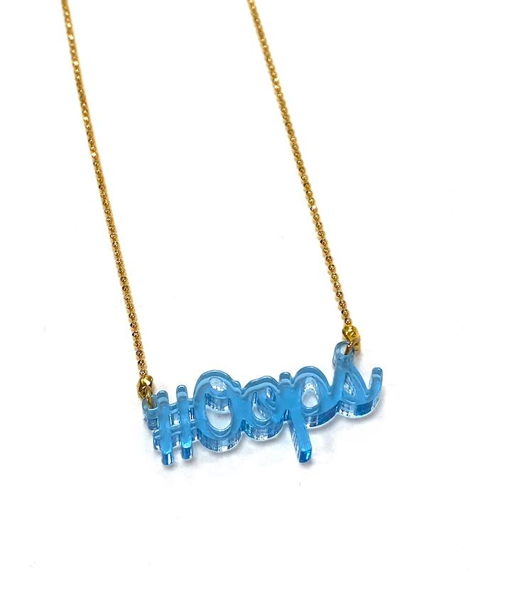 #Oops Necklace