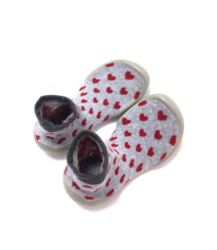 Slippers Hearts