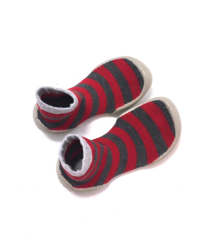 Slippers Safety Stripes