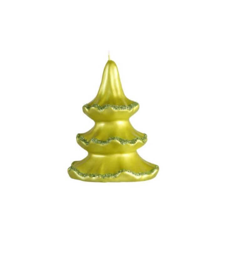 Candles Christmas Tree Small