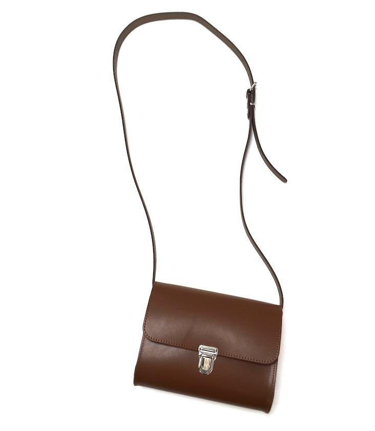 Kindergarden / Leather Bag
