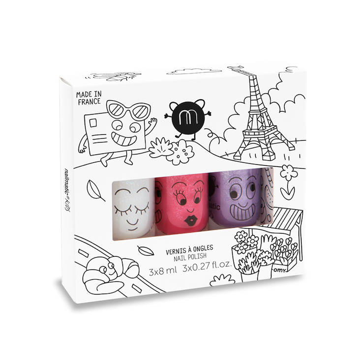 Nail polish Set City II