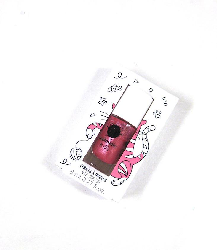 Nail polish for kids Kitty