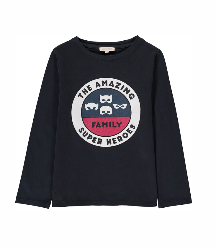 Longsleeve T-Shirt Amazing Family