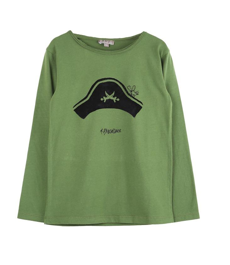 Longsleeve T-Shirt Pirate, 2-3y / 98
