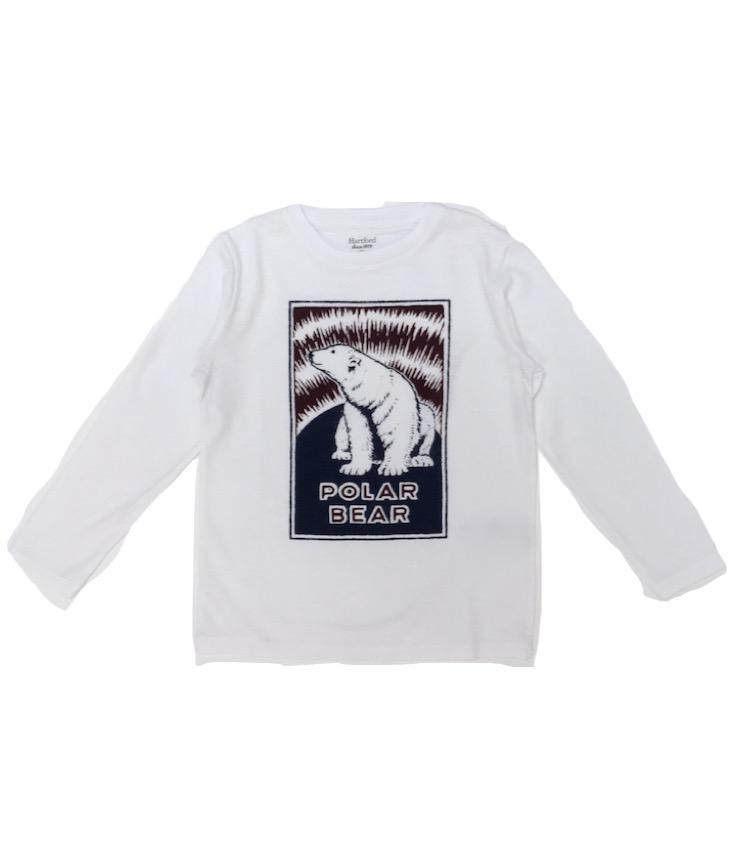 Longsleeve T-Shirt Polar Bear