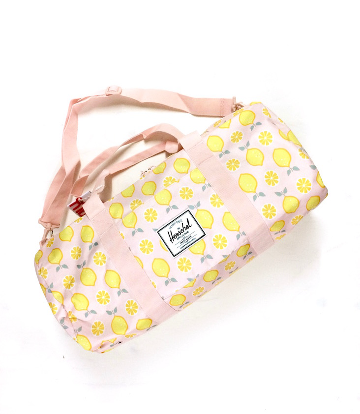 Lemon Drops Sutton Sports Bag