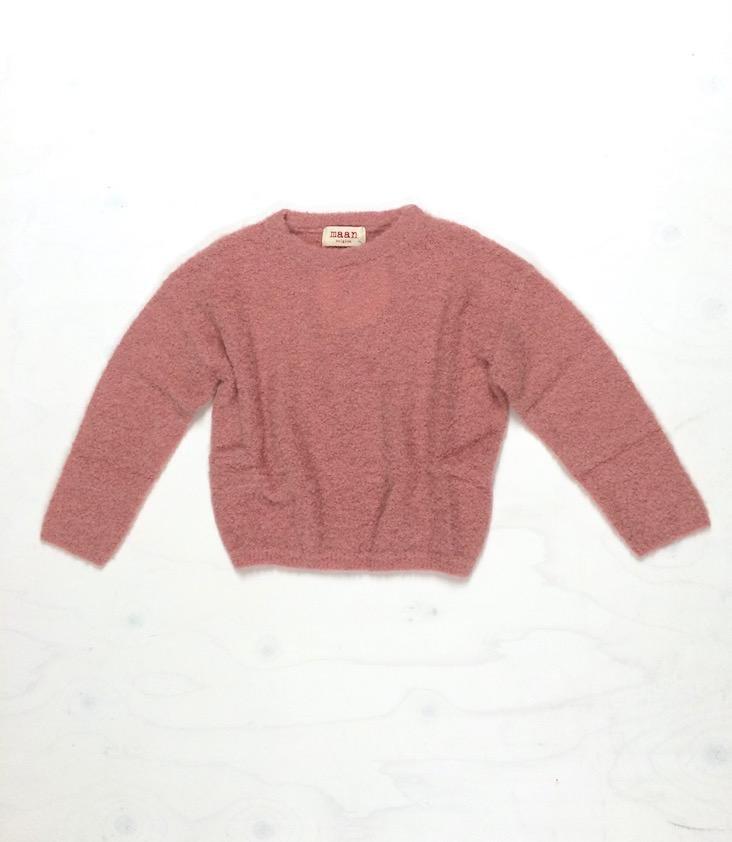 Lines Knitted Pullover Jumper