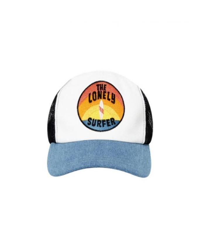 Lonely Surfer Cap