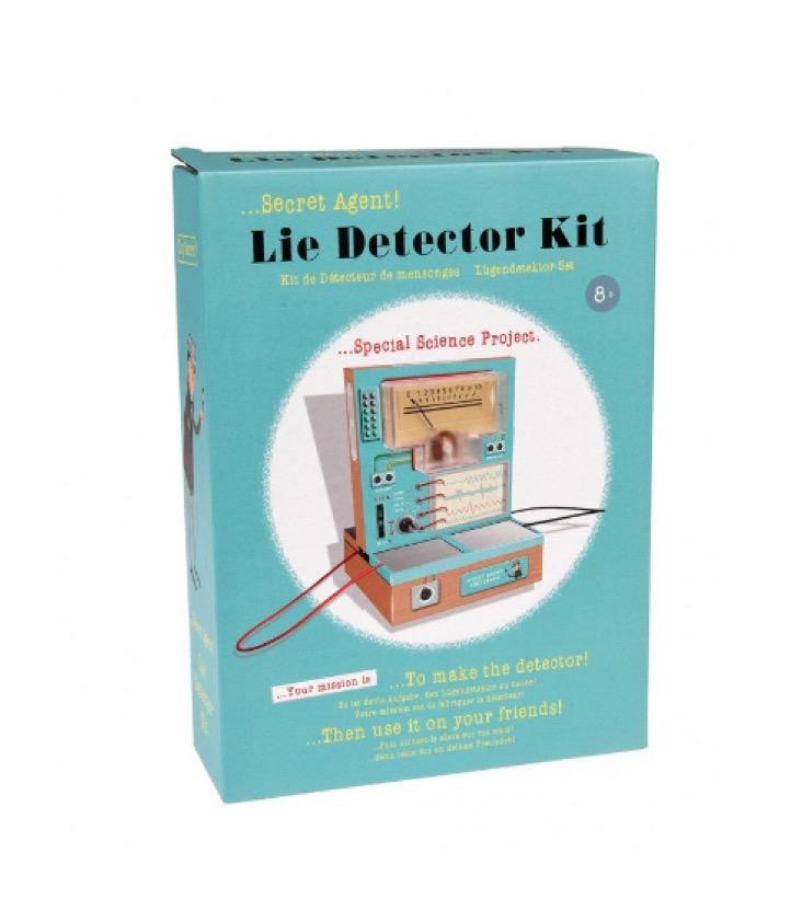 DIY Lie Detector Kit