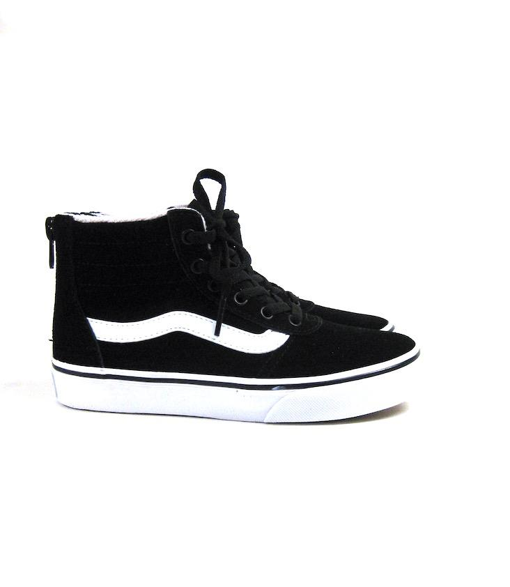 Maddie Hi Zip Sneakers