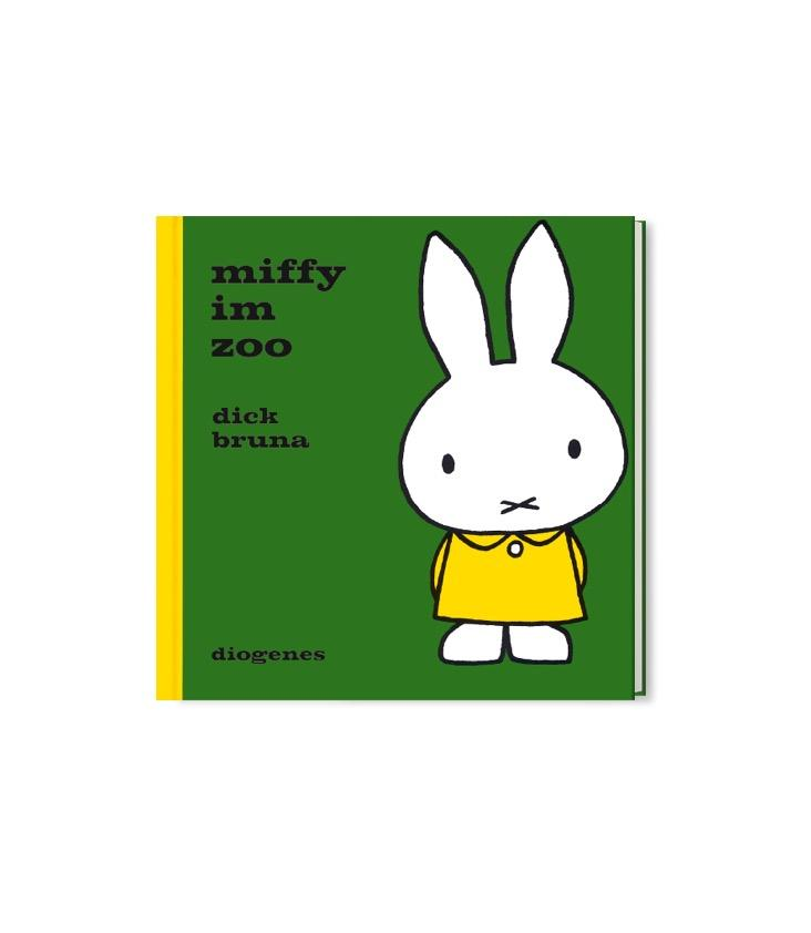 Miffy im Zoo
