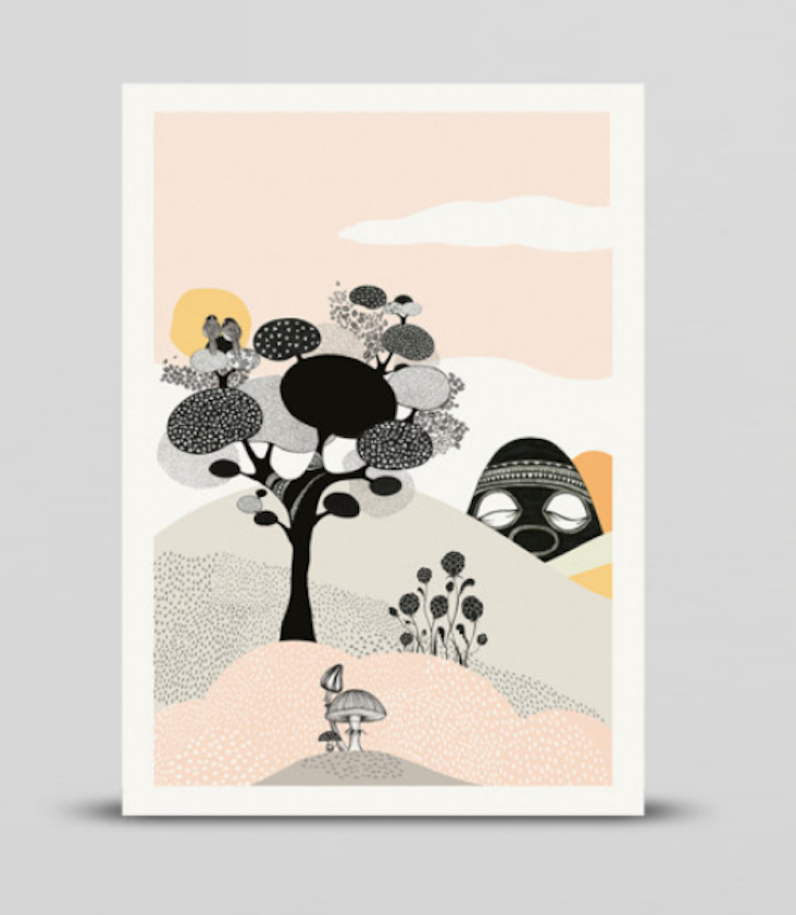 Miniprint Talking Tree