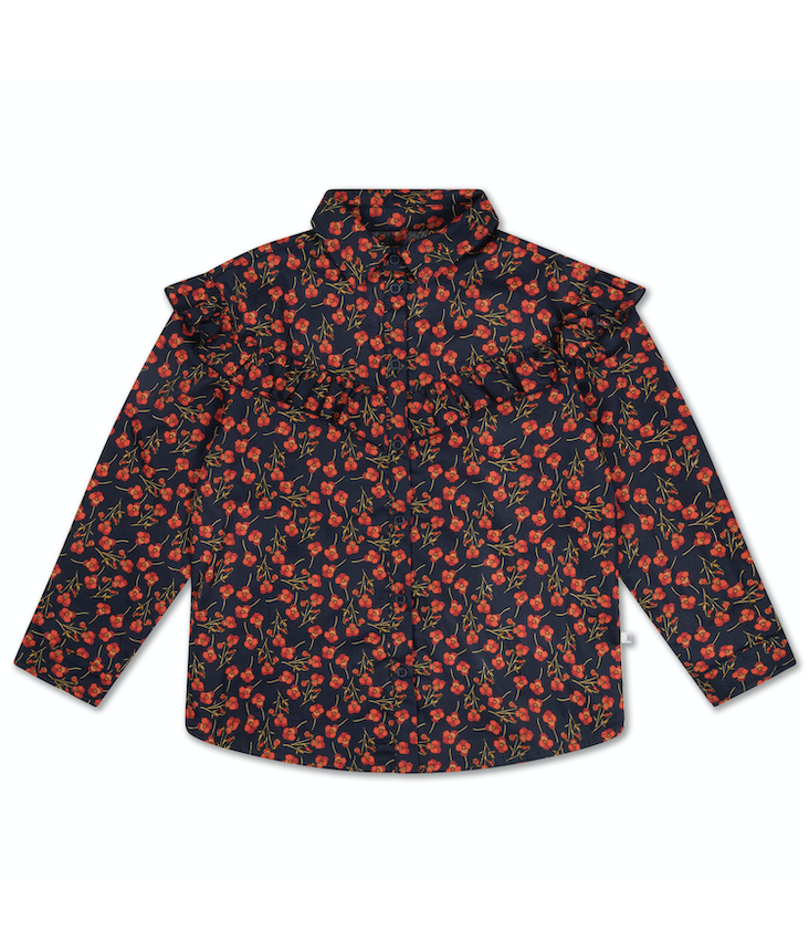 Moony Liberty Blouse Shirt