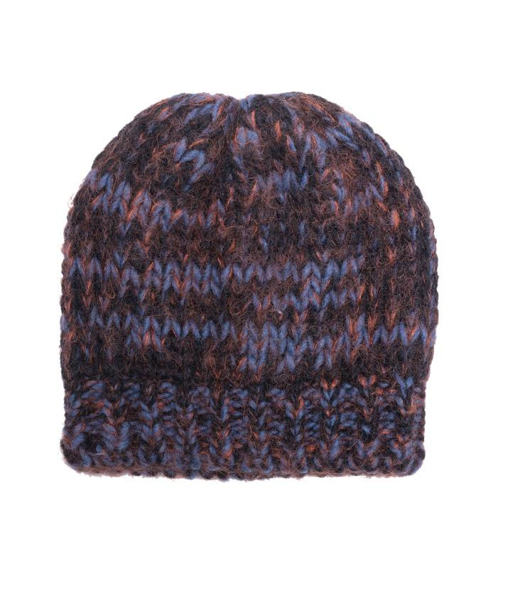 Beanie Harris orange