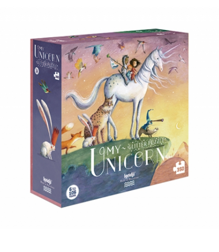 My Unicorn Puzzle