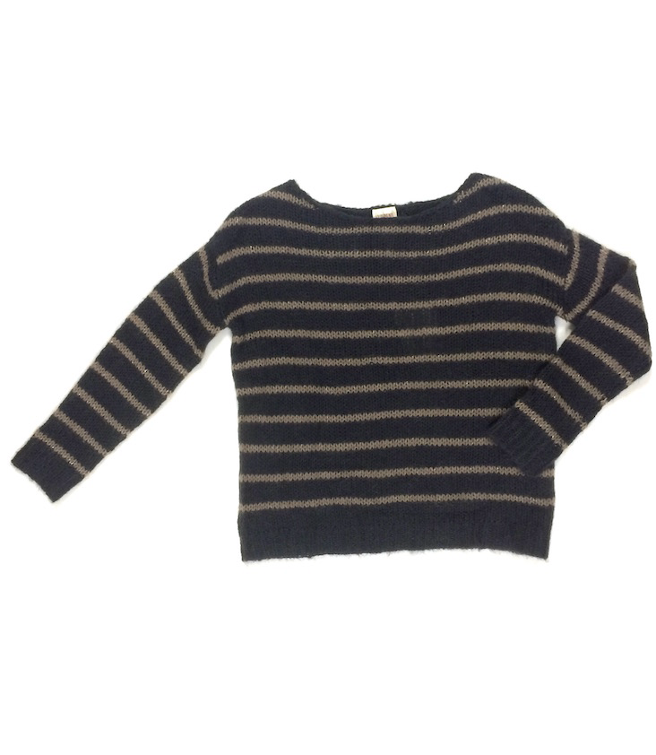 Nailon Knitted Jumper