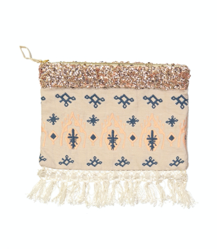 Olvera Clutch Bag