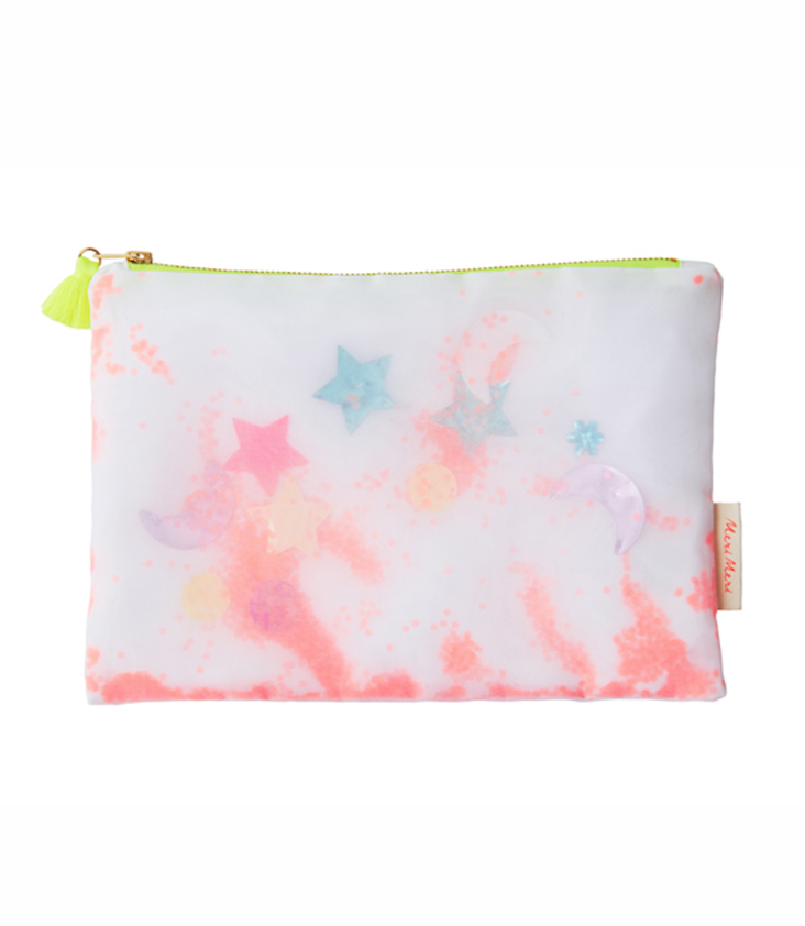 Organdie Clutch Bag