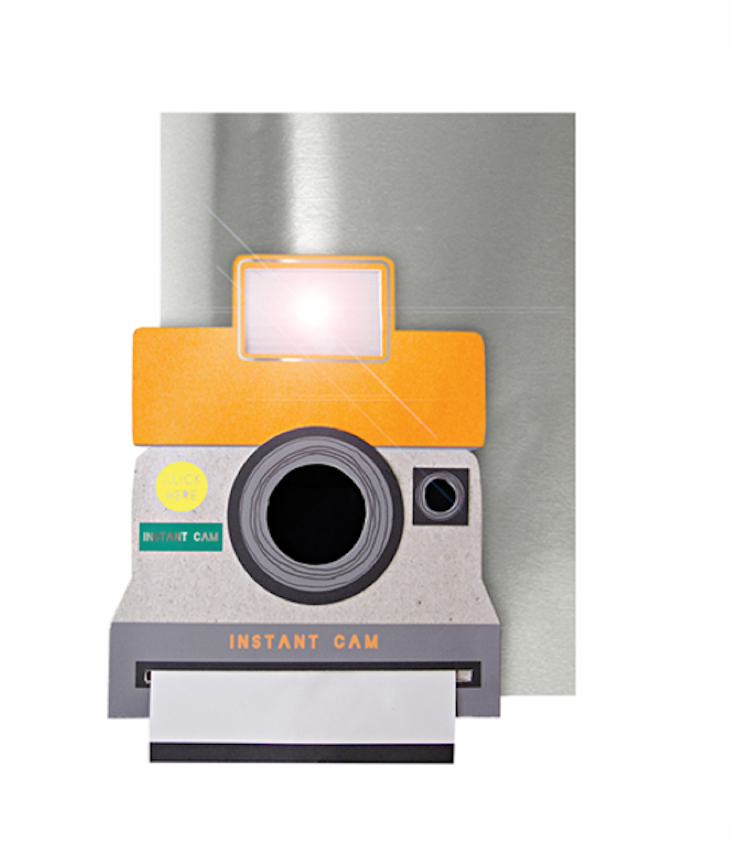 Instant Camera Card