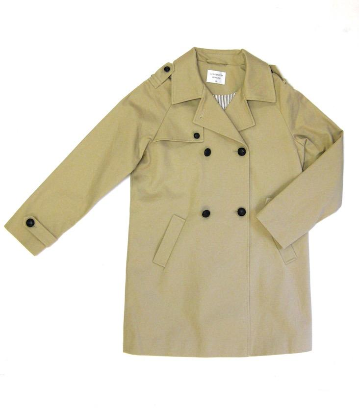 Poppy Trenchcoat