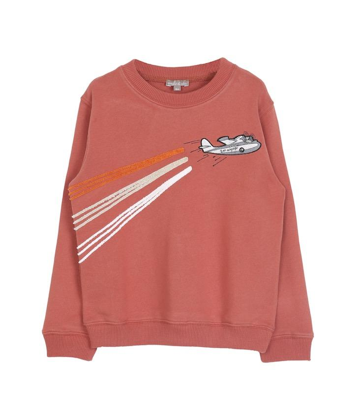 Pullover Airplane 6y /116