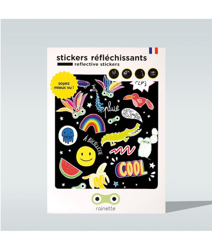 Reflective Stickers Pep`s