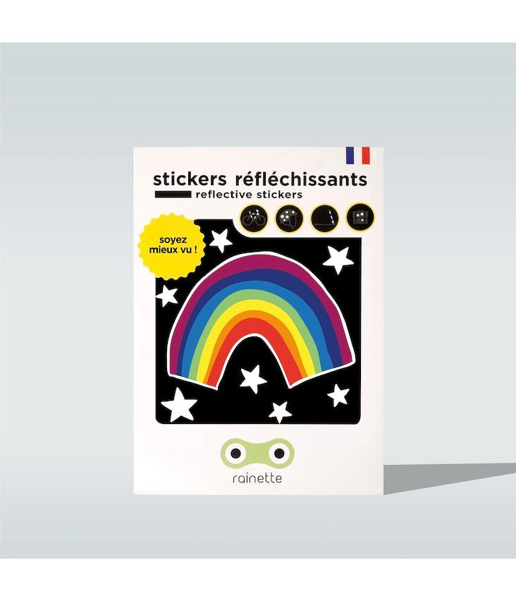 Reflective Stickers Rainbow
