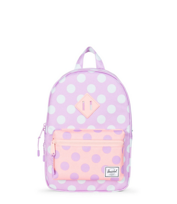 Backpack Heritage Youth Dots