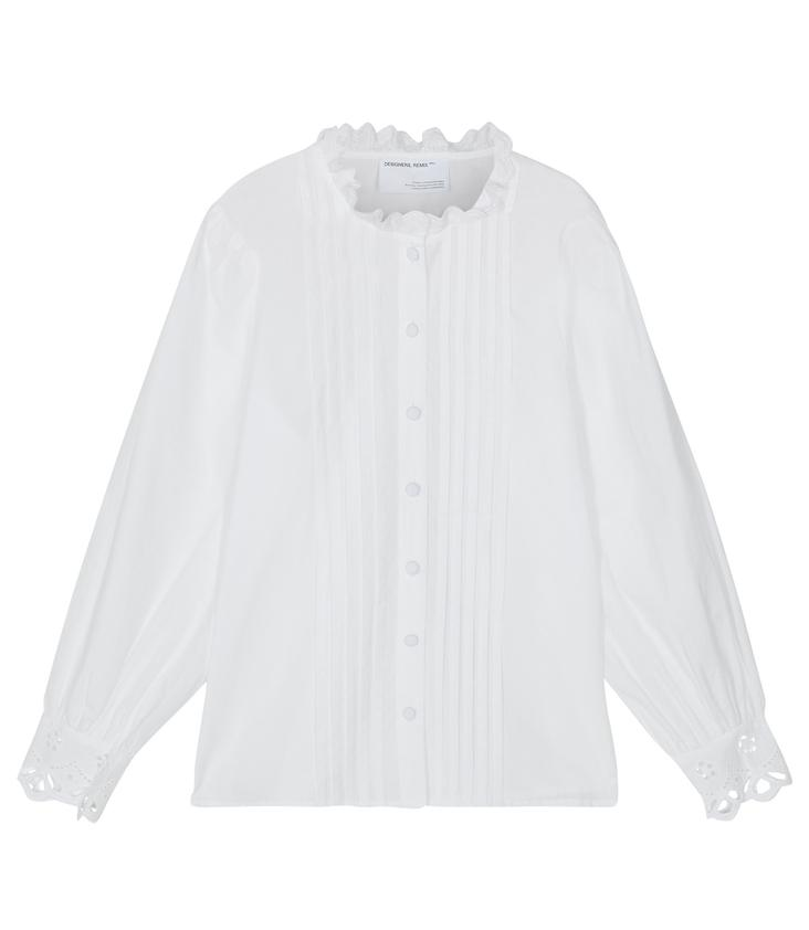 Sandra Collar Shirt