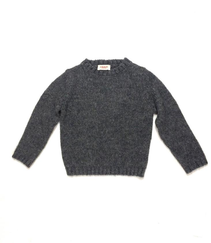Saul Knitted Pullover Jumper