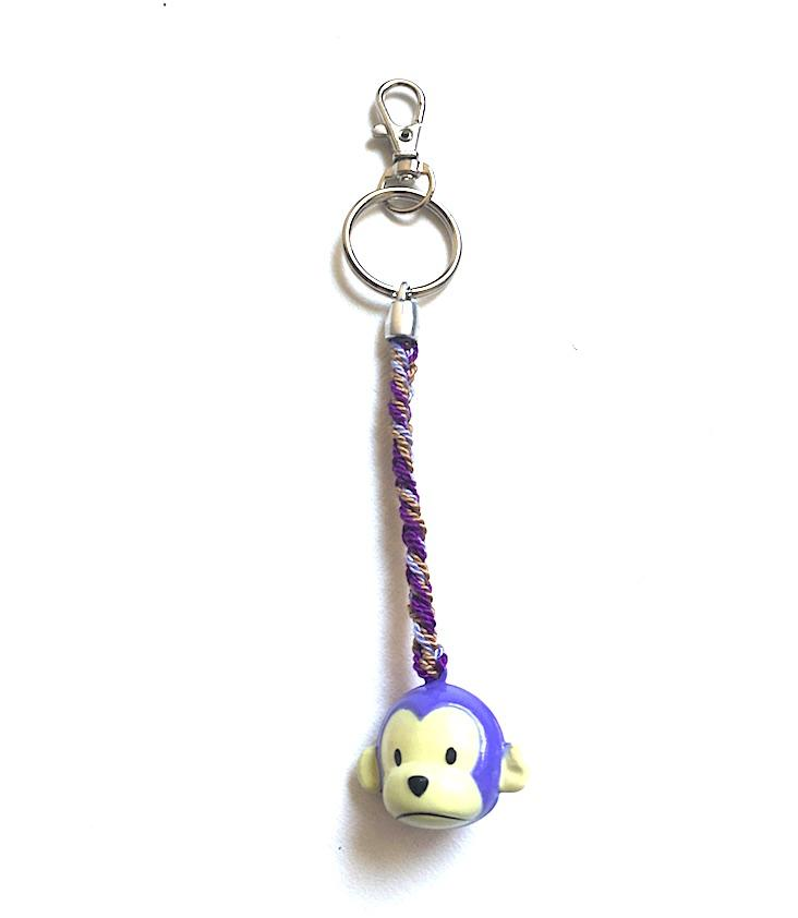 Key Chain Japan Monkey