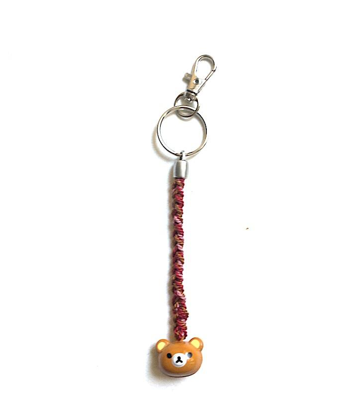 Key Chain Japan Daisy Bear