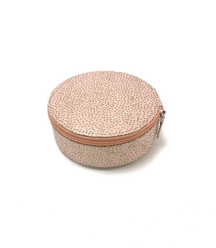 Jewellery Box Travel Round